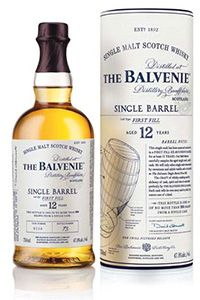 WhiskyCast's Mark Gillespie's Tasting Notes: The Balvenie 12 Single Barrel