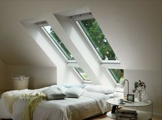 ...To have those windows over my bed.