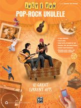 Just for Fun: Pop-Rock Ukulele -- These popular songs are drawn from the actual guitar parts as played on the original recordings, and they're arranged in a no-nonsense style that makes them fun, easy to play, and musically satisfying. Plus, matching guitar, banjo, and mandolin books are available. Titles: 21 Guns * All Summer Long * Crazy * Falling Slowly * Forget You * Grenade * I Kissed a Girl * I'm Yours * Like We Used To * Marry Me * Need You Now * Rhythm of Love. #ukulele #music