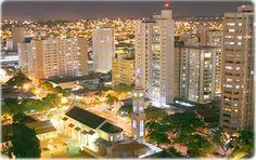 DISCOVER THE BRAZIL: Brazil: Campo Grande, Mato Grosso do Sul Capital.