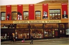 City Lights Books-San Francisco (dig it!)