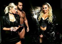 Charlotte, Lana, Rusev