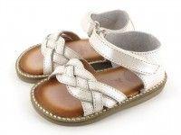 Gioseppo Detské Sandále Odette Off-White