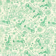 Utopia Urban Sprawl - Grass