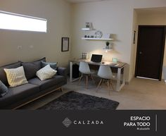 Nuestros espacios están pensados y diseñados para satisfacer las necesidades de tu familia.  Visita nuestra Residencia Modelo y comprueba que CALZADA es la nueva forma de vivir en Mexicali.  Vive #calzadalife. Urban, Architecture, Templates, Shape, Spaces, Live, Arquitetura, Architecture Design