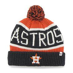 Houston Astros Knit Hat