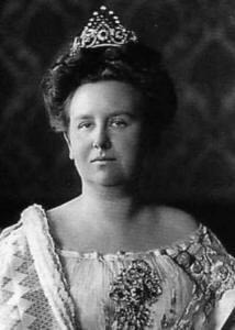 Ruby Peacock Parure Queen Wilhelmina