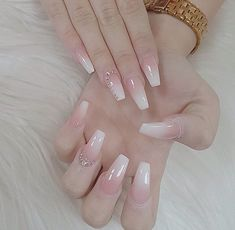 Precise Combination Pink And Gold Colors For Nail Art Design 25 Wow Nails, Glam Nails, Pink Nails, Cute Nails, Pretty Nails, Color For Nails, Nagellack Design, Silver Nails, Luxury Nails