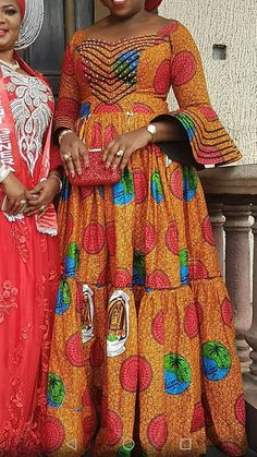 Trendyafrica: Descent Sexy Africa,Trendyafrica: African print free long gowns, A. African Fashion Designers, Latest African Fashion Dresses, African Dresses For Women, African Print Dresses, African Print Fashion, Africa Fashion, African Attire, Ankara Fashion, African Prints