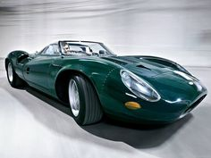"""1966 Jaguar XJ13 V12 Prototype Sports Racer"""