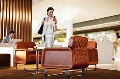 business lounge - Google Search Business Centre, Business Class, Air France, Industrial Interior Design, Tianjin, Architecture Design, Lounges, Chair, Interiors