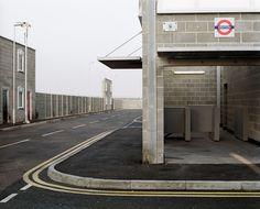 Sarah Pickering: Denton Underground Station, 2003