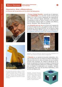 Geometría, Arte y Matemáticas. La forma de la escultura en la obra de Sebastián.