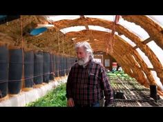"Official ""Earth Sheltered Solar Greenhouse"" - pit construction - YouTube"