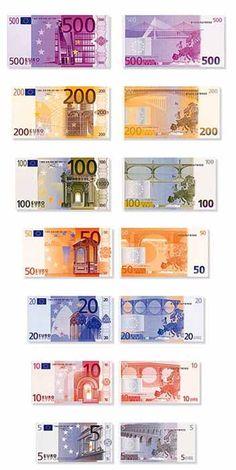 40 Papier-Servietten 50,100,200,500 Euro Geldscheine Set Geschenk Idee Party