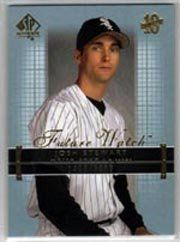 2003 Upper Deck Sp Authentic Josh Stewart #163 Chicago White Sox #318/2003 Rookie Baseball Card SP Authentic,http://www.amazon.com/dp/B00HVGZJGG/ref=cm_sw_r_pi_dp_GaQ3sb0NAN11BDXJ