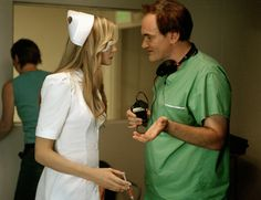 Kill Bill: Vol. 1 (Daryl Hannah & Quentin Tarantino)