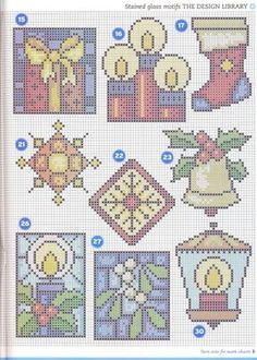 (2) Gallery.ru / Фото #37 - The world of cross stitching 144 - tymannost