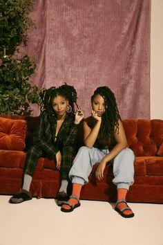 Black Girl Magic, Black Girls, Chloe Halle, Black Women Fashion, These Girls, Her Hair, Celebrity Style, Cute Outfits, Photoshoot