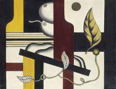 Fernand Léger (1881-1955)  Les Fruits © 2014 Artists Rights Society (ARS), New York / ADAGP, Paris.