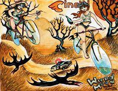 Cinelli bike art
