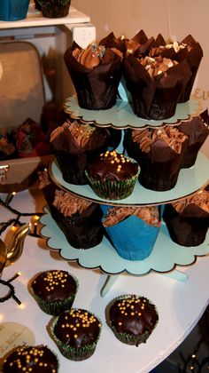 Cupcakes de trufa #Granada #catering