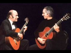 ▶ Fernando Sor - Fantasie for 2 guitars, Op. 54 (Julian Bream & John Williams) - YouTube