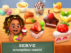 Bakery Story 2 cheats, tips and tricks that you absolutely need to know if you want your shop to expand and grow. Check our post to bake the best sweets! Best Sweets, Android Apps, Cheating, Bakery, Hacks, Treats, Desserts, Hack Tool, Chemistry
