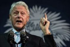 Bill Clinton accuses FBI of serving up a 'load of bull'