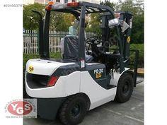 İş Makineleri & Sanayi / İş Makinesi / Satılık / Forklift / YGS