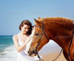 Girl with horse ...  adult, animal, beach, beautiful, beauty, blue, dress, exercise, fashion, girl, hair, happiness, healthy, holiday, horse, landscape, lifestyle, model, nature, ocean, outdoor, people, person, pet, pretty, retro, ride, rider, sand, scene, sea, sky, smile, sport, stallion, summer, sun, tourism, tropical, vacation, vintage, water, waves, white, wild, woman, young