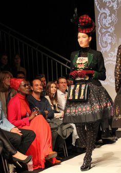 vienna fashion week 2013