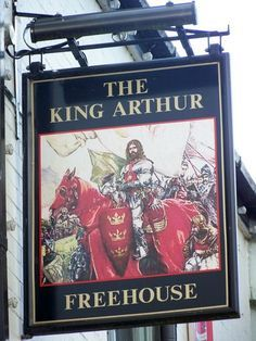 English Pub Signs