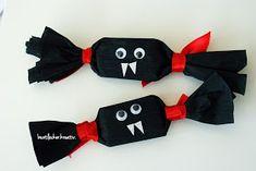 bunt.lecker.kreativ: Kinderfreundliche Einladungen zu Halloween 2015