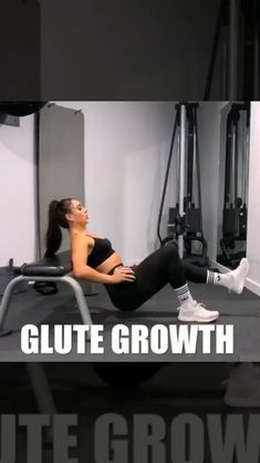 Glute Growth workout for women. Booty band workout at home. Credit: IG Source by https:/ Fitness Workouts, Gym Workout Videos, Fitness Tips, Glute Workouts, Health Fitness, At Home Workout Plan, At Home Workouts, Fitness Home, Band Workout