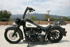 tricked out harley davidson softail deluxe | ... Softail Harley ...