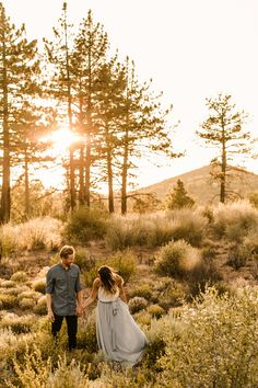Magical couples session under the glow of the sunset that will fuel your soul and make you feel all the warm, snuggly feelings.