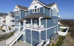 9BR, $?? for 2018 Vacation Trips, Vacation Rentals, Beach Cottage Exterior, Beach Cottages, Private Pool, Beach House, House Plans, Sands, Corolla 2018