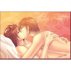 yaoi ❤ liked on Polyvore featuring anime