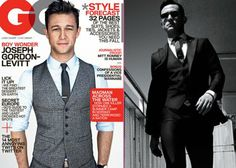 I know that Joseph Gordon-Levitt is not for everyone, but I find intelligence to be very sexy...