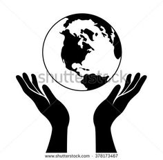 Find Hands Holding Globe Earth Web Black stock images in HD and millions of other royalty-free stock photos, illustrations and vectors in the Shutterstock collection. Thousands of new, high-quality pictures added every day. Hands Holding The World, Holding Hands, New World Map, Earth Drawings, Hand Pictures, World Tattoo, Body Reference, Art Inspo, Hold On