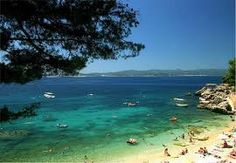 Croatian beaches look amazing