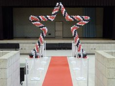 12' Entrance Arch for Hollywood Theme home coming dance