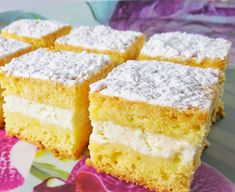 Cake Cookies, Vanilla Cake, Pastries, Ale, Food And Drink, Crafts, Sweets, Tray Bakes, Manualidades
