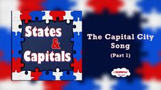 Learn your US States and Capitals! #kidsongs #geography #50states
