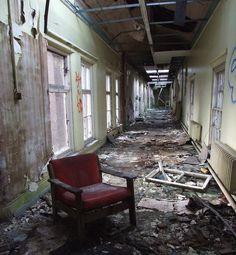 Whittingham Asylum, near Preston, England (1869-1995)