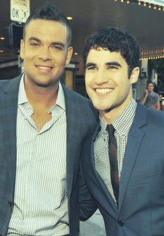 Darren and Mark Salling