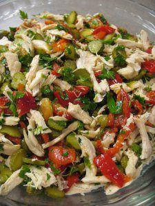 Chicken Salad (Tavuk Salatası)