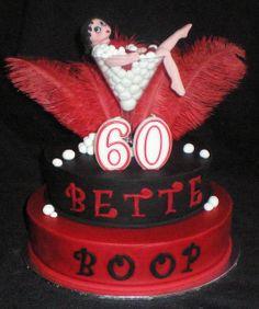 betty boop cakes   Betty Boop cake
