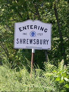 Shrewsbury, MA in Massachusetts